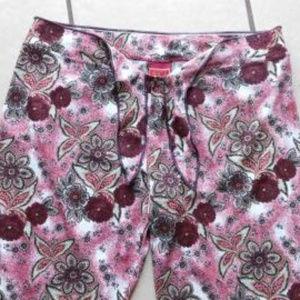 Becca Tie-Front Pants Swim Cover